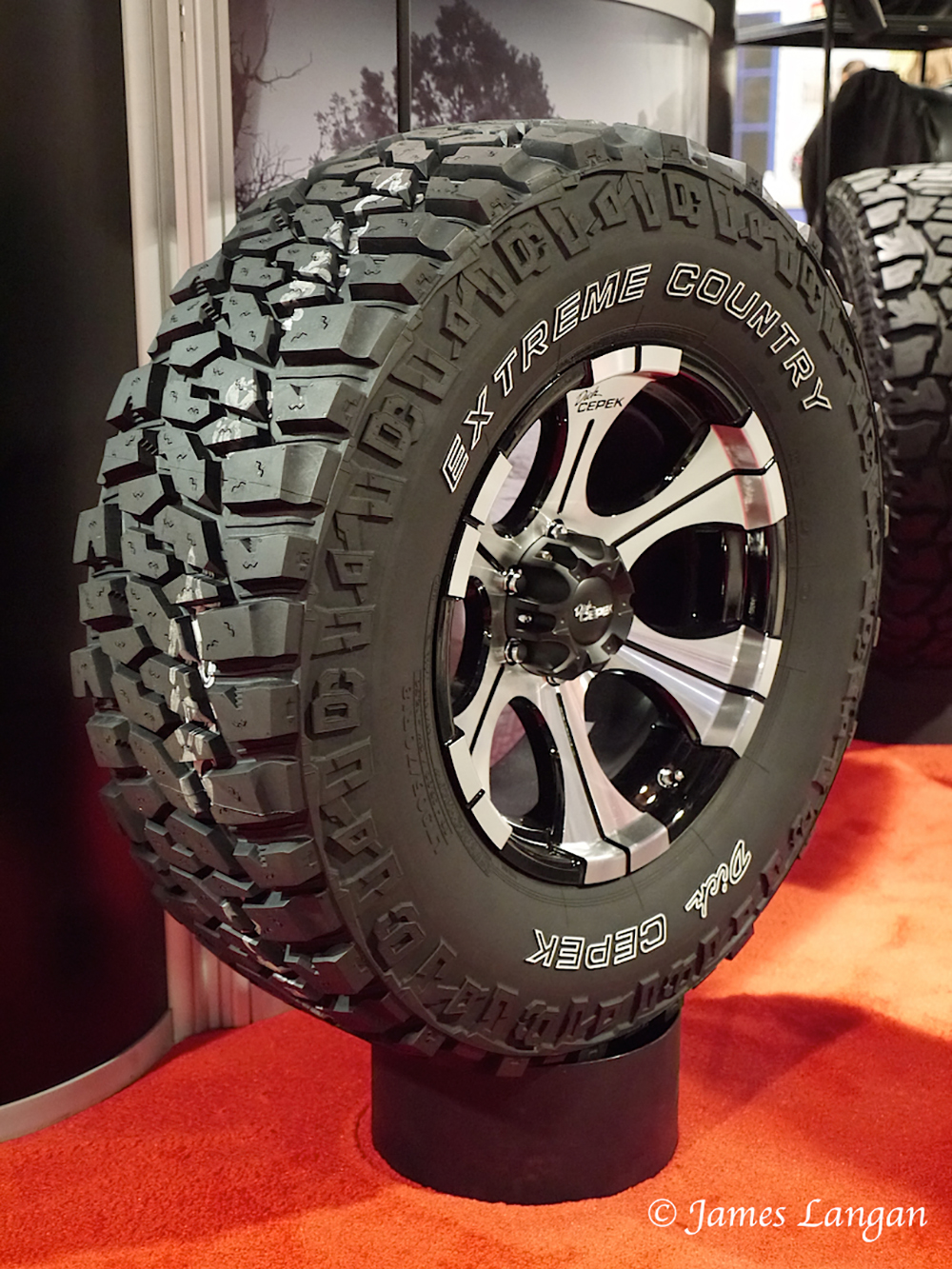 tires from sema 2015