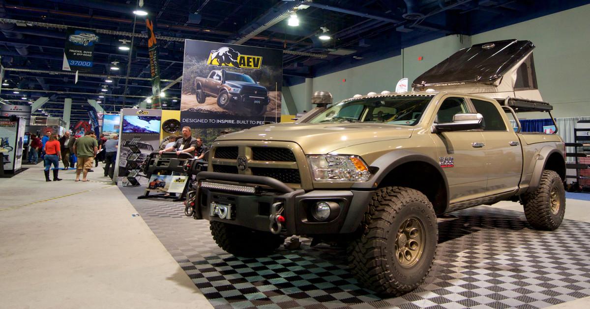 Sema 2015 Top Off Road Vehicles Outdoorx4