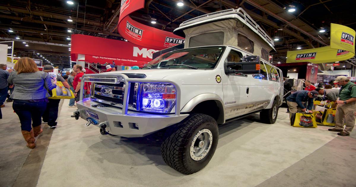 SEMA 2015: Top Off-Road Vehicles - OutdoorX4